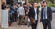 Broadchurch 3: iniziate le riprese, ecco la prima foto di David Tennant e Olivia Colman sul set!