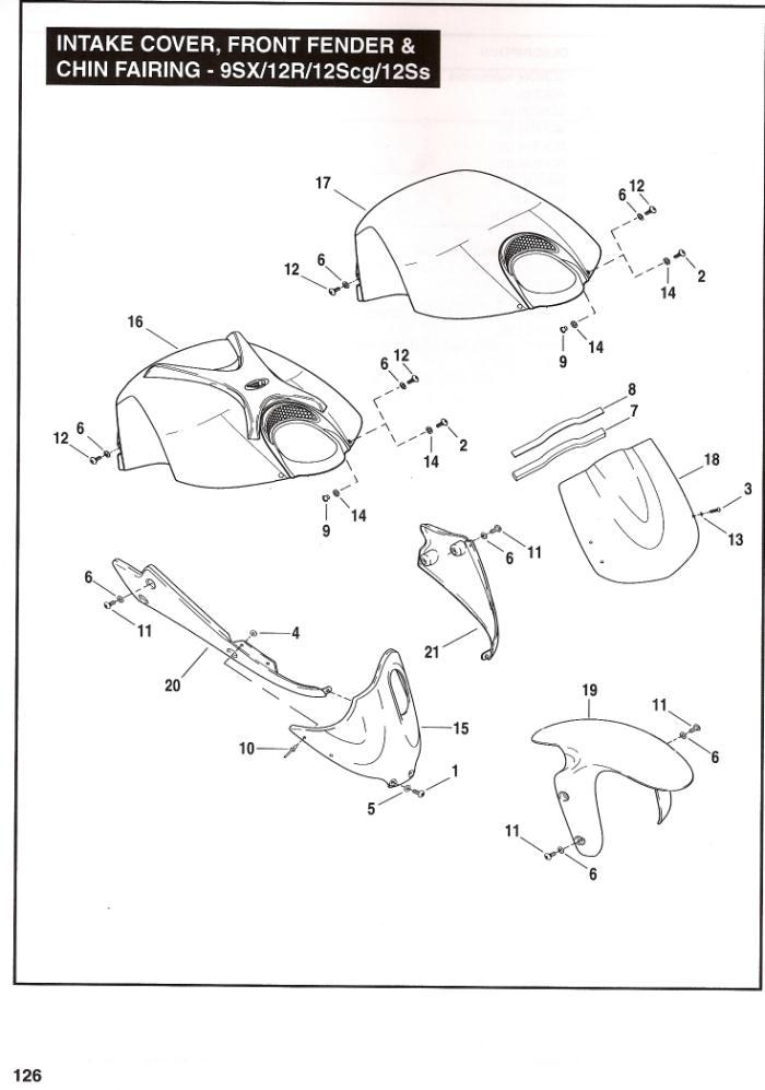 buell ulysses wiring diagram