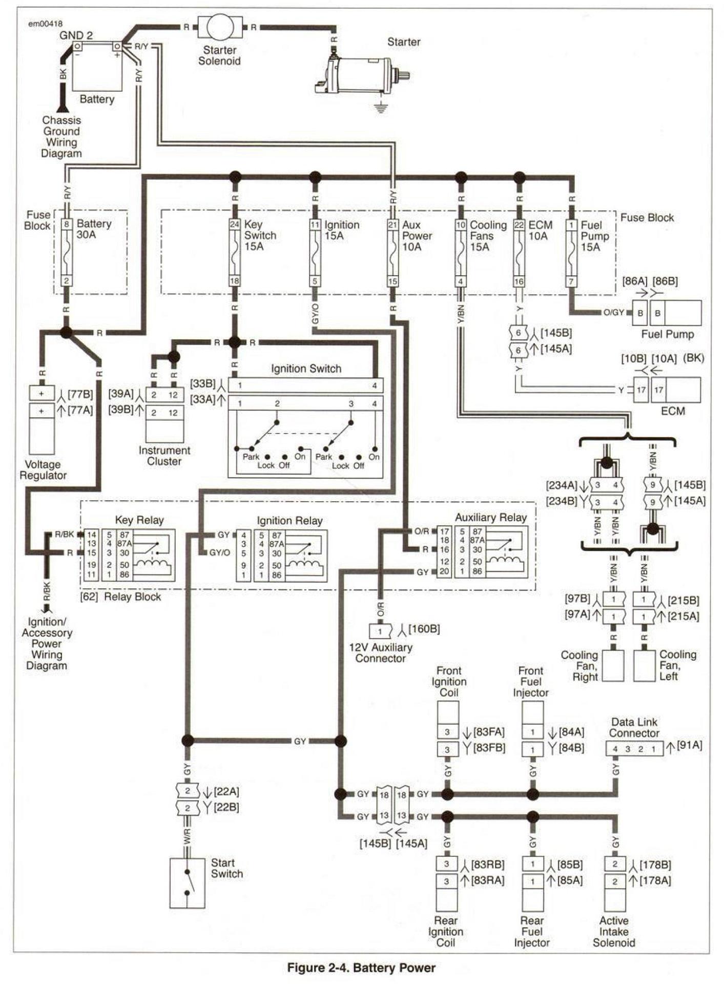 buell 1125r wiring diagram