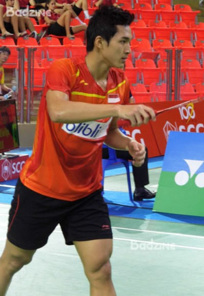 WORLD JUNIORS 2013 Team SF – Indonesia in 1st Suhandinata Cup final