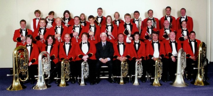 BAE Systems Brass Band in 2007