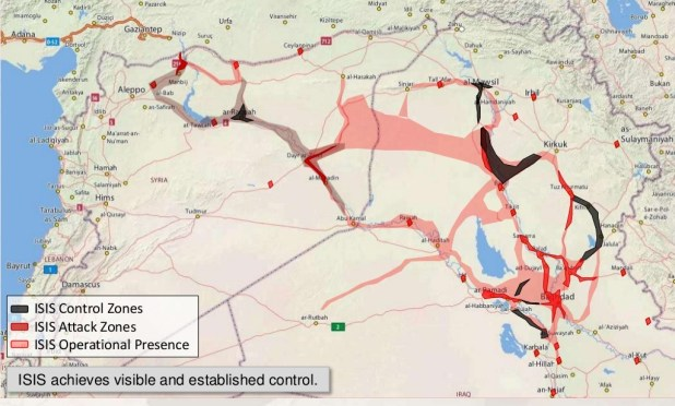 A look at ISIS Beyond The Borders of Iraq and Syria by Baghdad Invest ISIS-beyond-the-borders-Iraq