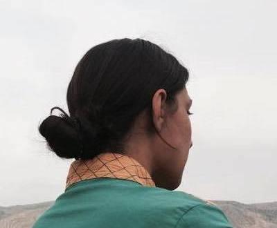 Iraqi Yazidi Girl