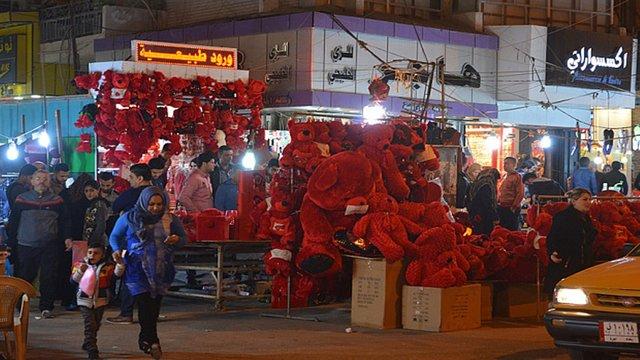 Baghdad Valentines Day