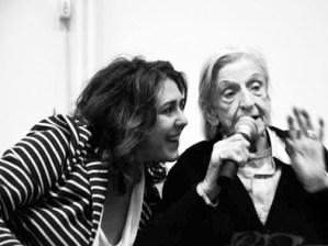 """""""La memoria che resta"""" della regista bagherese Francesca La Mantia."""