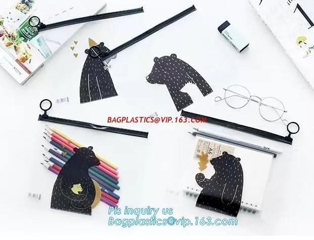 Plastic Zipper Lock Slider Bags In Storage Bag Resealable