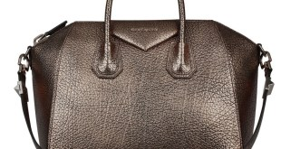 Givenchy Antigona Gun Metal