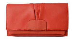 Baggit Orange Wallet