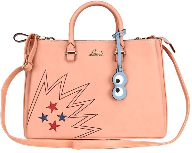 BagsLounge LAVIE POPPINS 3C LG HH TOTE LT.CORAL