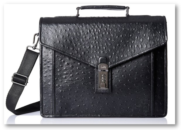 Bosa Leather Briefcase
