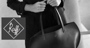 Raff Luxury Leather Bags