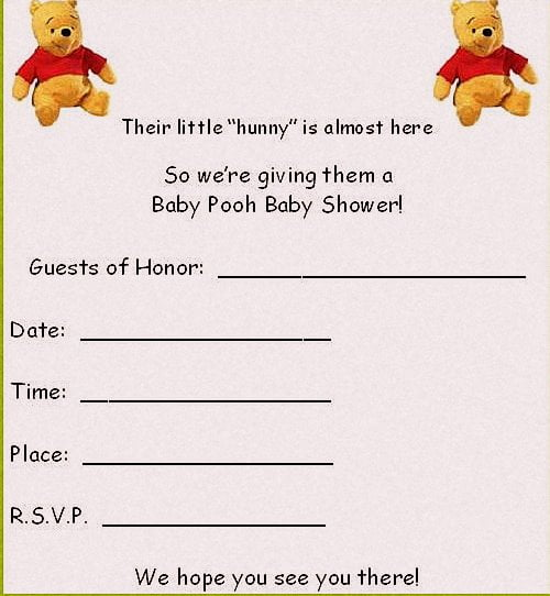 Birthday Party Invitations Templates FREE \u2013 Bagvania FREE Printable