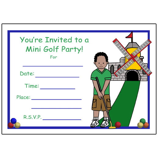 create birthday invitations online free printable