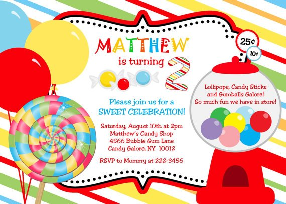 Lollipop invitation template costumepartyrun candyland party invitations theruntimecom filmwisefo