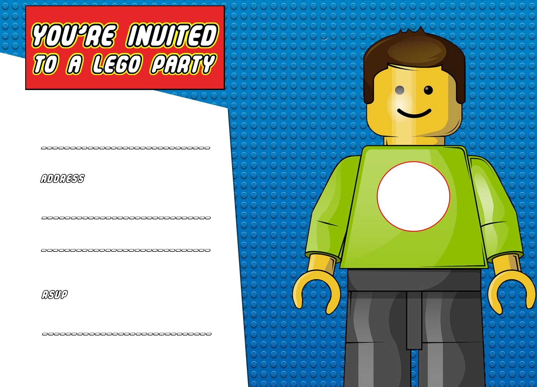 Lego Ninjago Invitations Free Menshealtharts