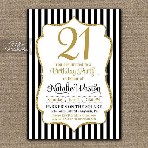 21st birthday invitations free - Militarybralicious - free 21st birthday invitation templates