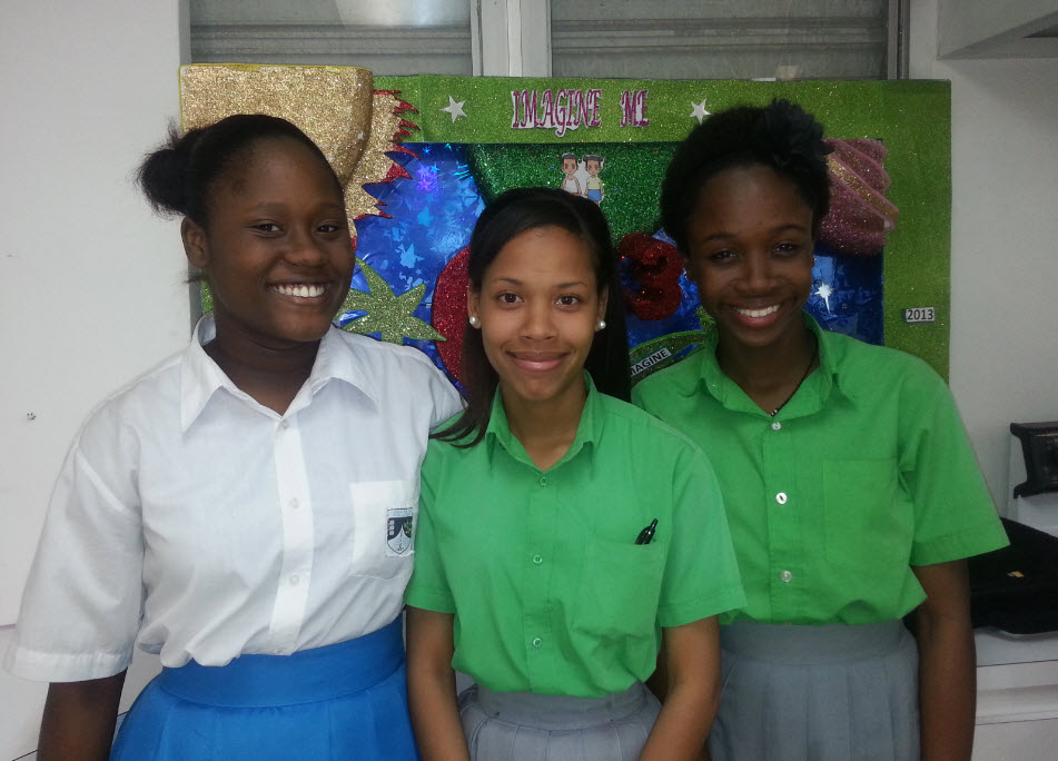 Awards for the 2012-2013 BTC NP Junior Achievement Company \u201cThe S3s - junior achievement bahamas