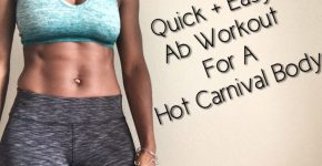 Quick and Easy Ab Workout