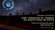 XVII jornadas sobre el maquis en Santa Cruz de Moya