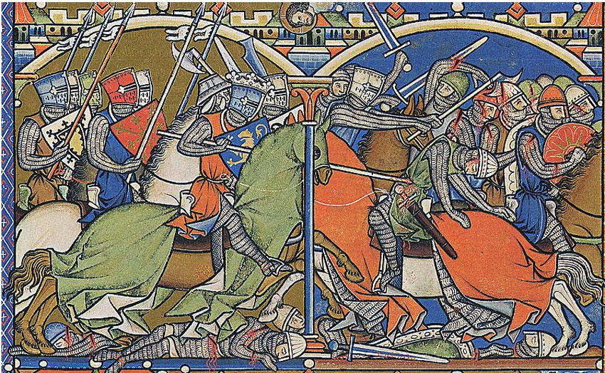 (The Morgan Bible [1]) [Public domain], via Wikimedia Commons