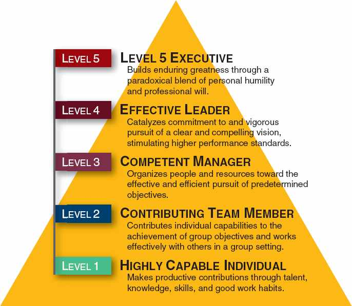 10 principles of strategic leadership