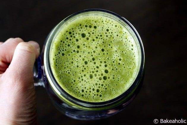 green smootie]