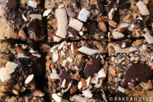 almond bars  bakeaholic