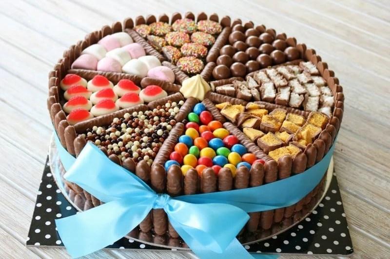 Simple Chocolate Birthday Cake Decorating Ideas Elitflat
