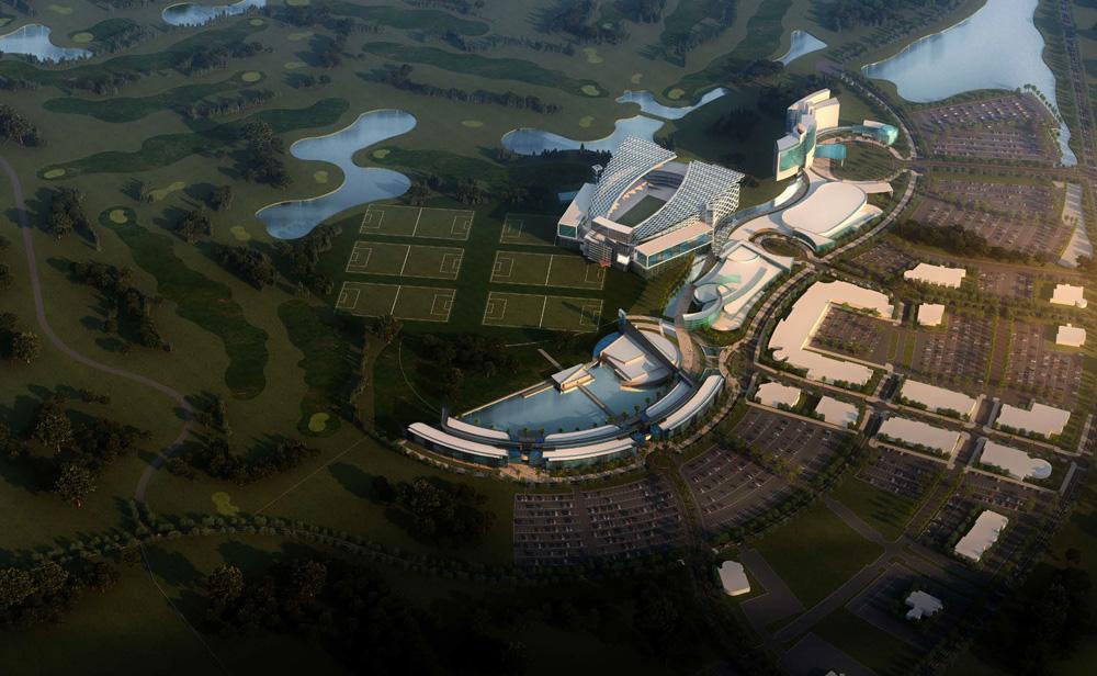 Guyana Sports Complex - Baker Barrios