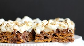 Chewy S'mores Bars