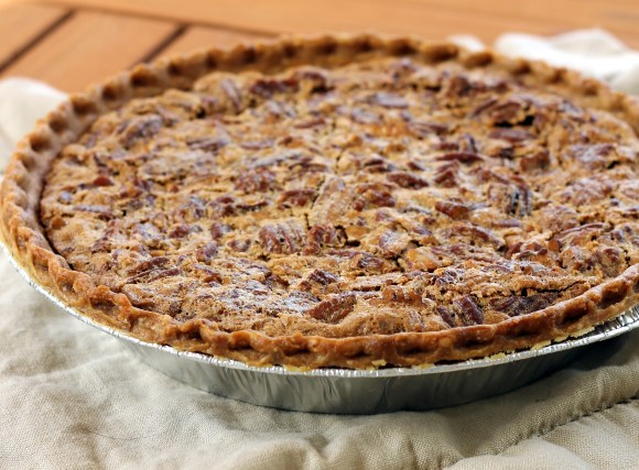 This is the best Pecan Pie I've ever tasted! This holiday favorite is made better with the addition of browned butter and no corn syrup.