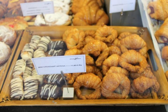 Pastries in in Barcelona | Bakerita.com