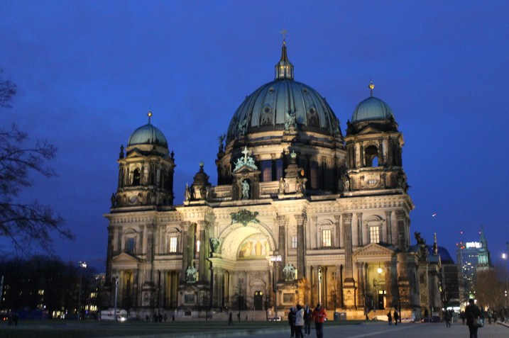 Berlin Cathedral in Berlin, Germany | Bakerita.com