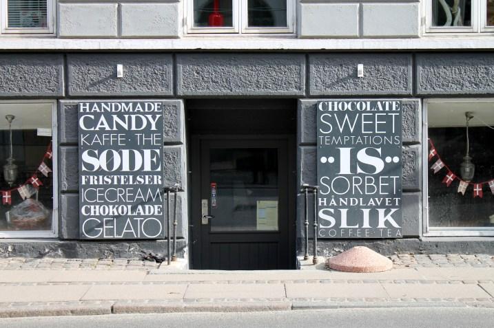 Candy Store in Copenhagen, Denmark | Bakerita.com