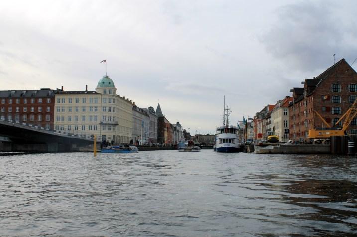 Canal Tour in Copenhagen, Denmark | Bakerita.com