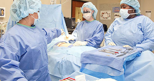 How to Become a Surgical Tech - Surgical Technology Programs Near You - surgical tech job description