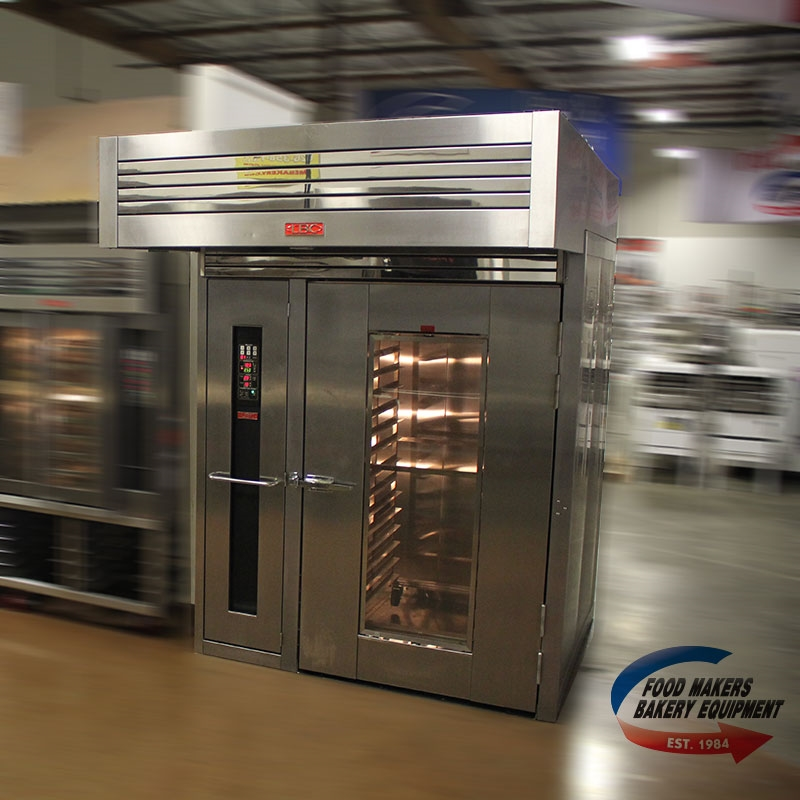 Lbc Lro 2g Double Rack Oven Gas