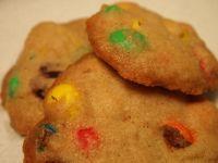 Old School M&M Cookies on BakeSpace.com