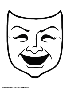 Comedy Mask