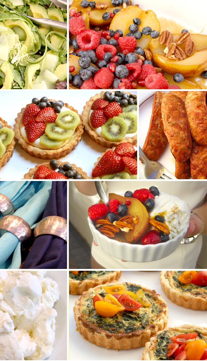Baby Shower Food Ideas: Baby Shower Menu Ideas Brunch