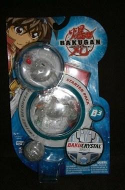 BakuCrystal StarterPack Bakugan Starter Packs