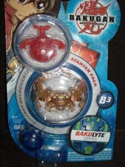 BakuLyte StarterPack Bakugan Starter Packs