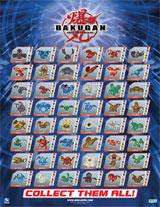 BK S1 Poster TH Bakugan Posters