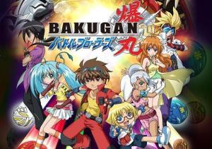 BakuganBattleBrawlers 300x211 Bakugan Battle Brawlers     What Started It All!