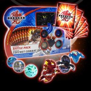 BattlePack 300x299 Get Your Own Bakugan Pack!