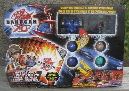 Series1 BattlePack Bakugan Original Series 1 Packs