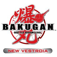 newvestroialogo Bakugan Posters