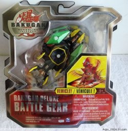 Jakalier Bakugan Deluxe Battle Gear