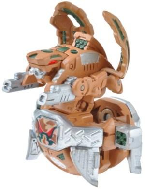 bakutech granpanzer Bakugan BakuTech Series
