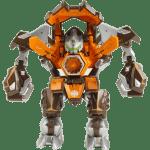 rockfist 150x150 Bakugan: Mechtanium Surge   Mechtogan